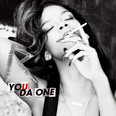 album, beautiful, black, black and white, brunette, cute, damn, girl, girls, hot, lips, red, rihanna, riri, sexy, sweet, talk that talk, text, you da one