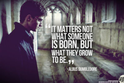 albus dumbledore, born, daniel radcliffe, grow, harry potter