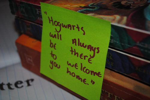 always, harry, harry potter, hogwarts, home