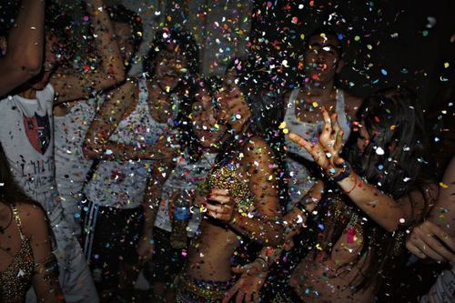 amazing, awesome, beautiful, colorful, concert, drinking, drugs, drunk, extacy, friends, fun, girls, glitter, high, party, rave, summer