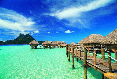 amazing, beach, beautiful, blue, bora bora, dream, gorgeous, green, ocean, photography, summer, wonderful