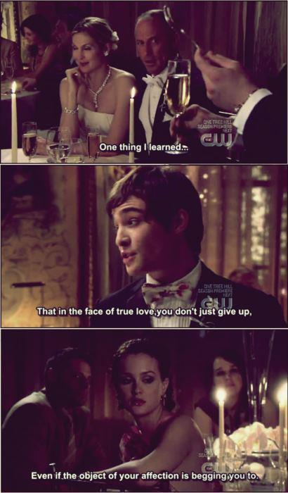 I Love You Quotes Gossip Girl : amor, chuck quote, gossip girl, gossip girl quotes - image #286790 on ...