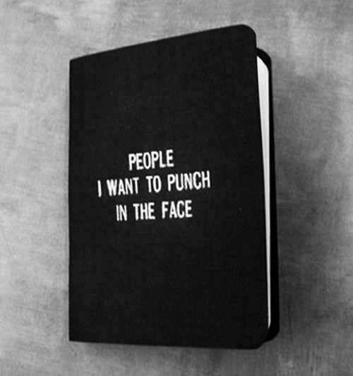 anger, black, black and white, book, cute