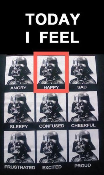 angry, darth vader, darth veader, depressed, frustrated