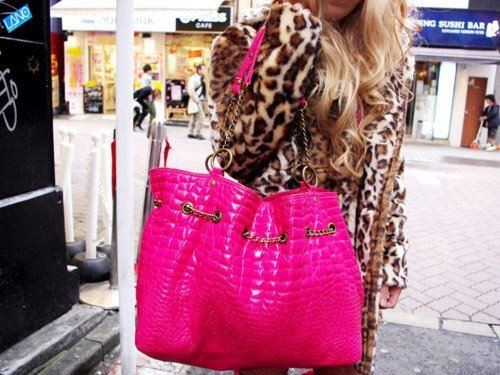 animal print, bag, beautiful, cheetah print, cute