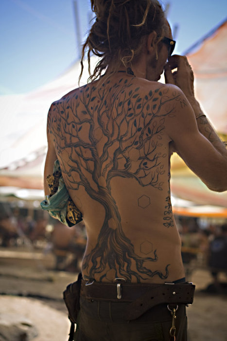 art, back, back tattoo, beauty, body