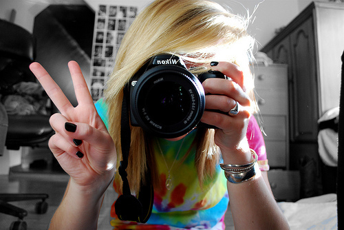 art, beautiful, black, black and white, blue, camera, color, cute, fashion, girl, hair, hot, love, nails, nikon, peace, photography, picture, pretty, sexy, style, tye de, vintage, white