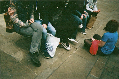 art, film, friends, grain, hipster, indie, pavements, photography, vintage