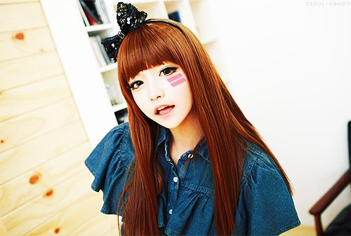 asian, asian girl, cute, fashion, free, girl, hair, kawaii, kfashion, korean, korean fashion, korean girl, nail, pretty, seoul, ulzzang