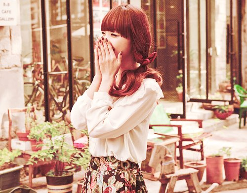 asian, cute, fashion, girl, hair, kfashion, korean, korean fashion, korean girl, pretty, ulzzang