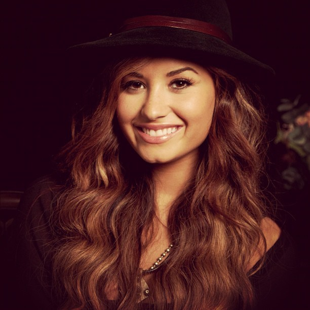 awesome, cute, demi lovato, hair, hot