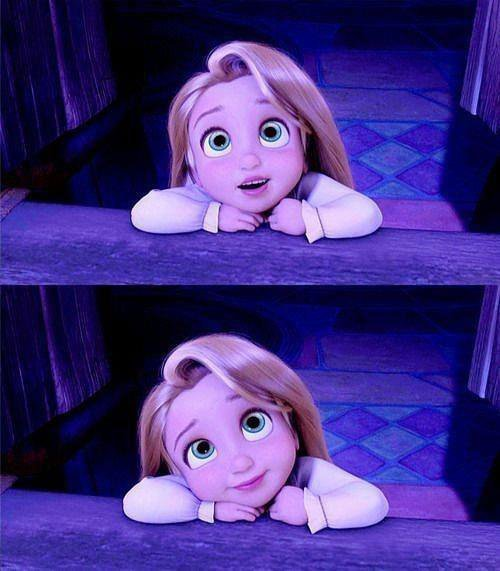 baby, bleu eyes, blond hair, disney, fascinate