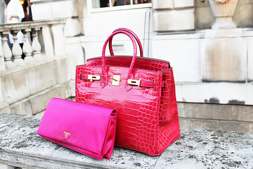 bag, birkin, bright, expensive, fashion