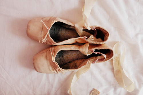 ballerina, ballerinas, classy, cute, feet, flats, girly, pink, shoes, sweet