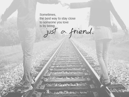 b&w, black and white, couple, cute, friend, holding hands, love, note, photography, text, together, train tracks