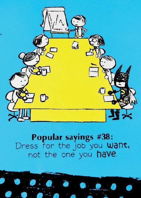 batman, funny, job, sayings