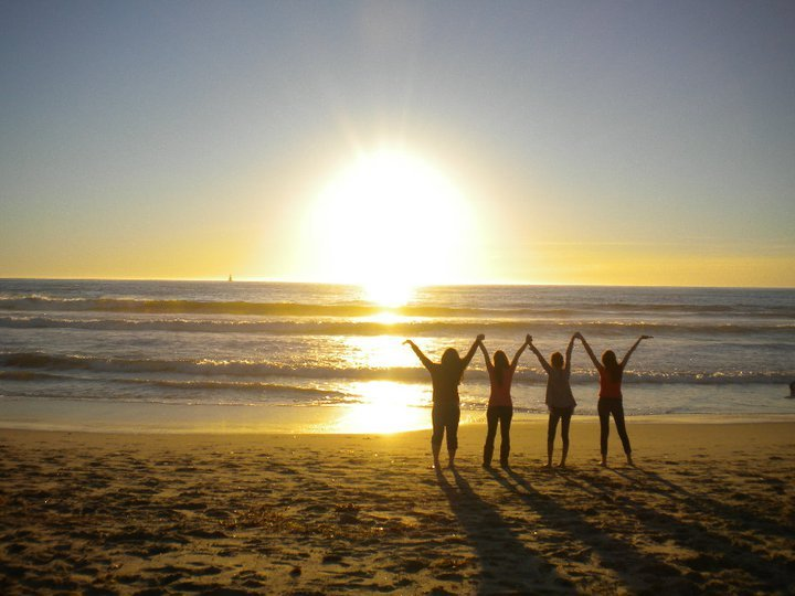 beach, beautiful, best friends, bff, california