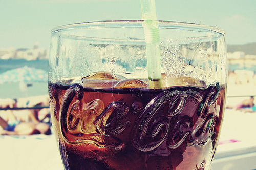 beach, coca cola, coke, drink, summer