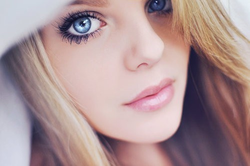beautiful, blond, blonde, blue, cute, eyes, girl, hair, hot, makeup, photo, photography, pretty, sexy