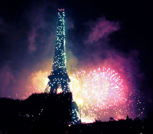 beautiful, colors, colourfull, eiffel tower, fireworks