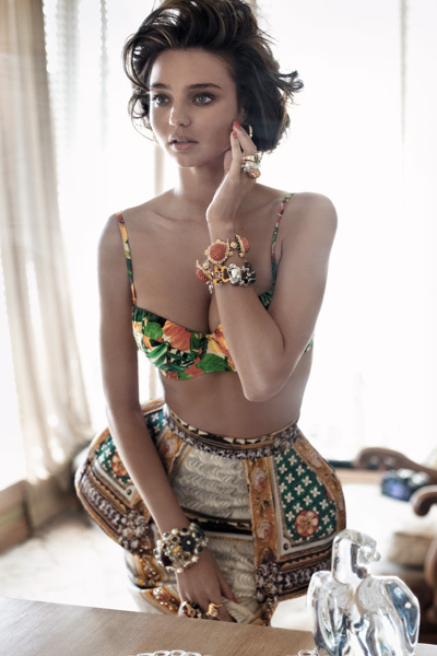 beautiful, ethnic, fashion, jewels, miranda kerr, model, not ethnic