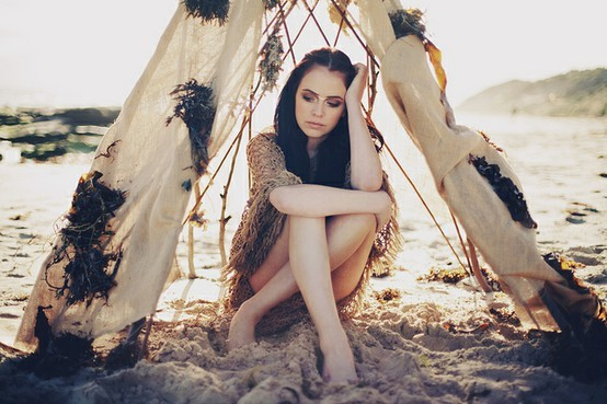 Beauty, Fashion, Girl, Style, Tent