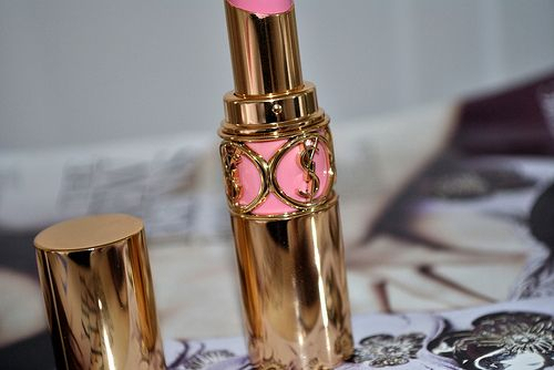 beauty, gold, lipstick, make up, makeup