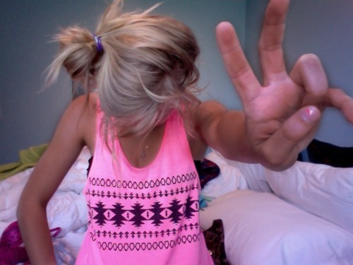 bedroom, blonde, bohemian, boho, bun
