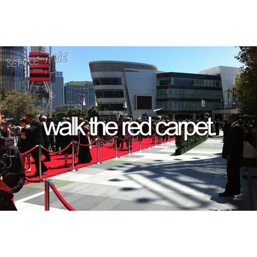 before i die, celebrities, celebrity, dream, famous, famous people, fun life, glamour, high heels, inspiration, life, live life, love life, red carpet, text, the red carpet, walk
