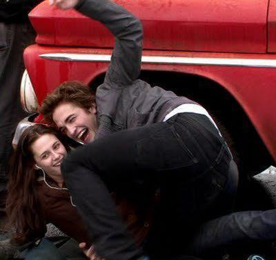 bella, edward, funny, kristen stewart, robert pattinson