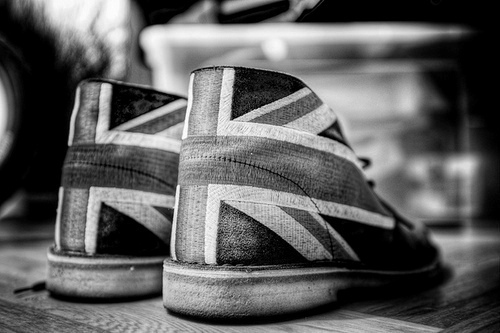 black and white, british, converse, cute, fashion