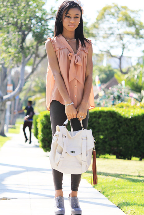 black, black fashion, black girls, blouse, bracelet