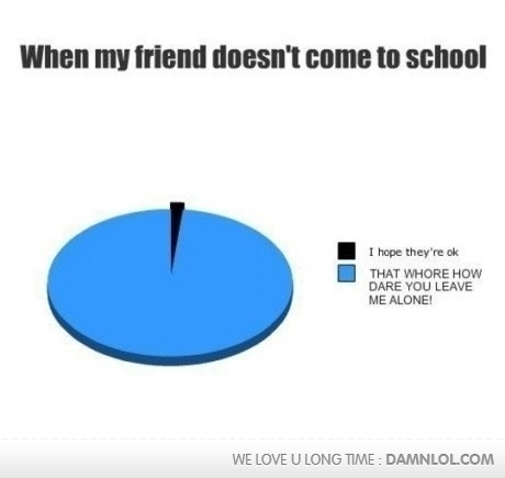 black, blue, friend, lol, school, true, true story, whore