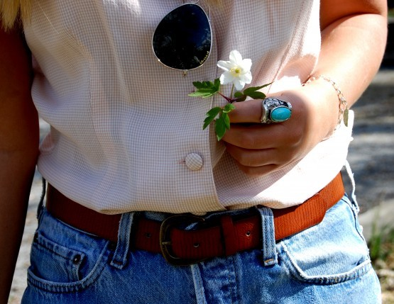 blet, details, fashion, flower, girly