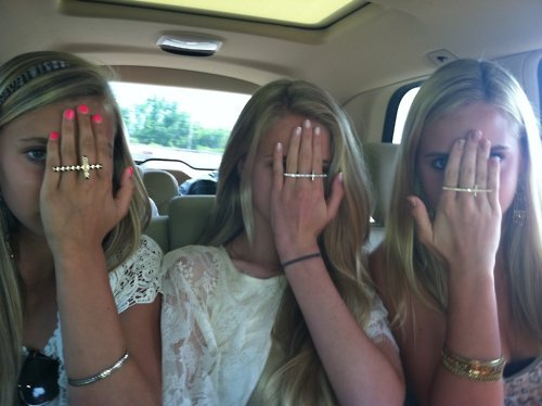 blonde, cross, fashion, girl, hair, hipster, irls, jewlery, lace, long, rings, style, top, white