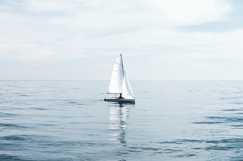 boat, ocean, photography, sail, sailboat
