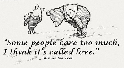 book, cute, love, piglet, pooh bear