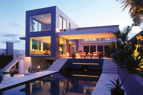building, cool, exclusive, expensive, interior, modern, pool