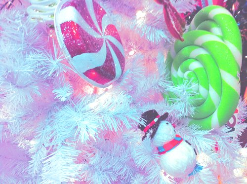 candy, christmas, cute, decoration, glitter