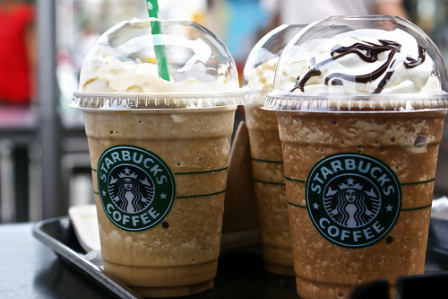 chocolate, coffee, cream, drink, frappe, frappuccino, starbucks, starbucks coffee, wipped cream
