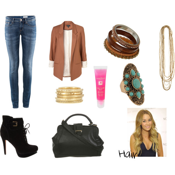 clothes, fashion, high heels, polyvore, set