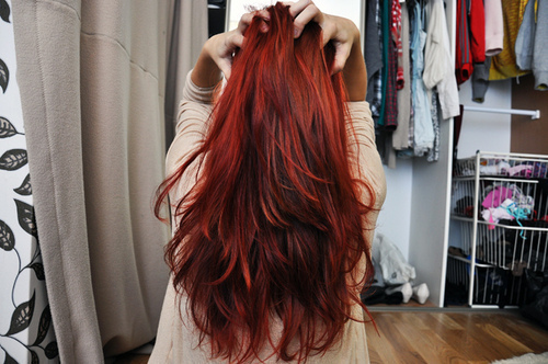 color, cute, dye, fashion, female