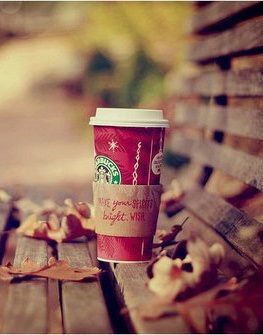 colors, llala, photography, starbucks, text