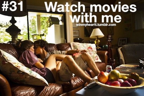 couple, cute, girl, heartg, i love you, kiss, love, movies, ways to win my heart
