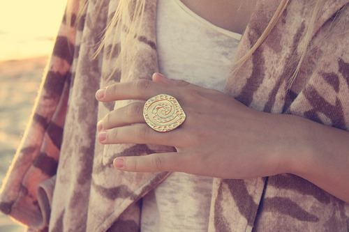 cute, fashion, gold, golden, jewel, jewelery, ring, rings, style