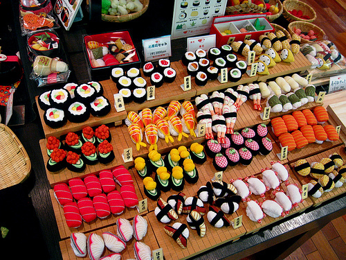 cute, fish, food, japanese, photography