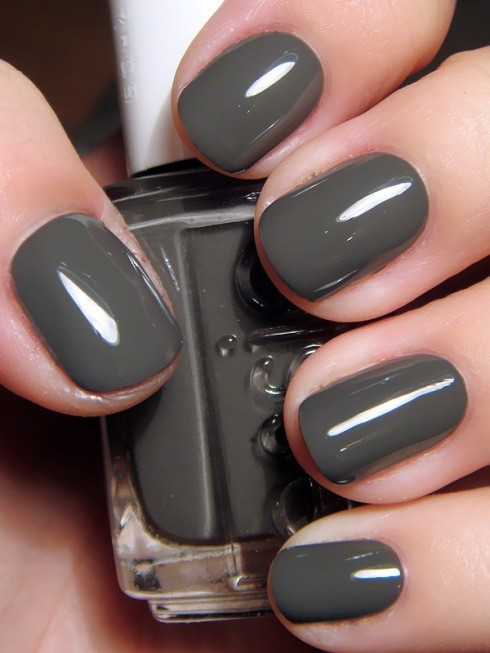cute, love the color, nailpolish, nails, essie