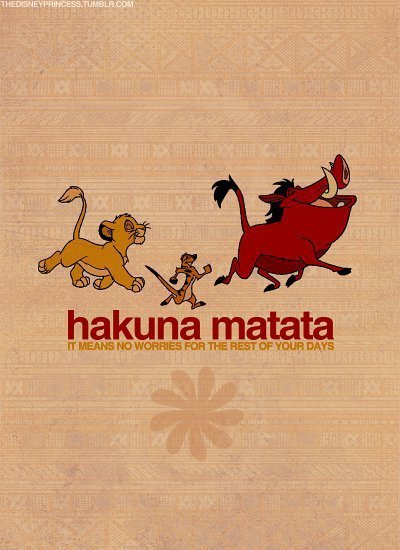 disney, hakuna matata, liong king, pumba, the lion - image ...