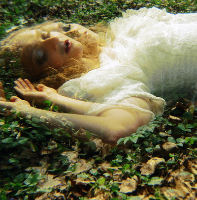 etheric, forest, laying, soul