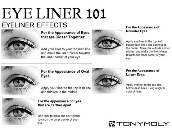 eye, eyeliner, eyeliner tutorial, liner, makeup, makeup tips, makeup tutorial, tips, tutorial